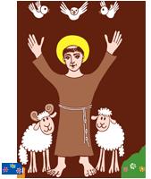 Zahrádka sv. Františka